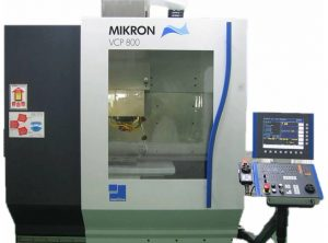 MIKRON VCP800  2 UNIDADES